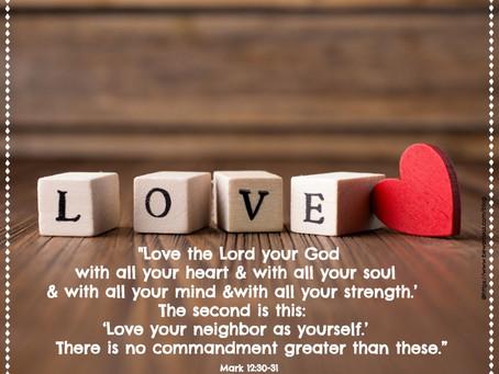 Christian~ese 101: Love
