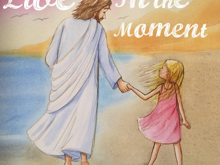 Day 30: Moment by Moment