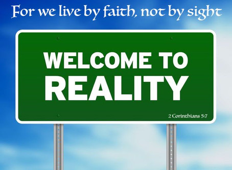 Day 1: Welcome To Reality