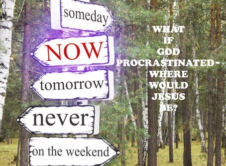Day 36: Procrastination