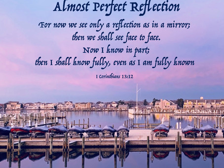 Day 15: Perfection Reflection