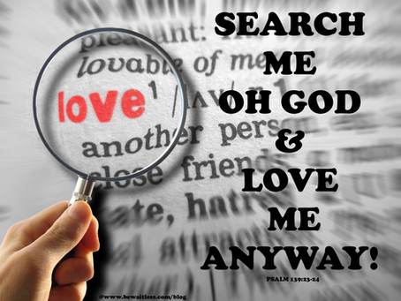 Day 30: Search Me