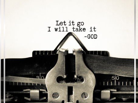 Day 9: Let It Go