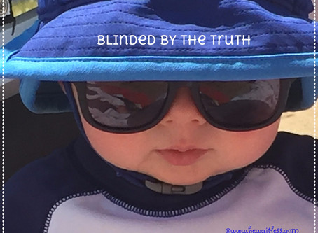 Day 9: Blinded by the Truth