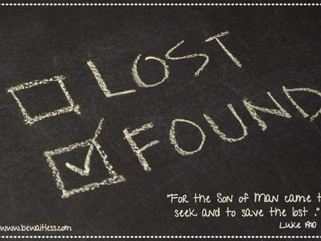 Day 32: Found It?