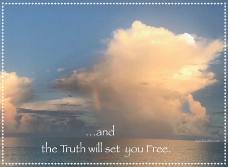 Day 8: Truthfully Free