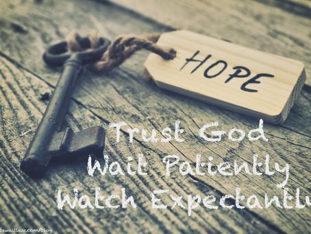 Day 23: Hopeful Hope