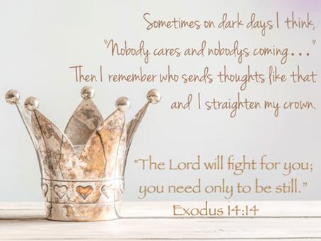 Day 10: God's Battle