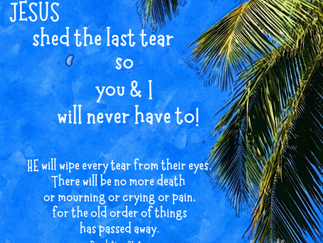 The Last Tear Of Easter