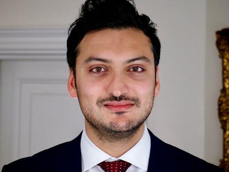 A Conversation with ...Usman Tariq