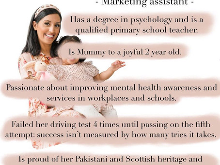 Meet Anisa: Our Marketing Assistant