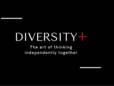 What is Diversity+ and why does it matter?