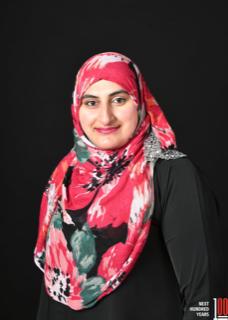 A Conversation with...Safeena Rashid, Advocate