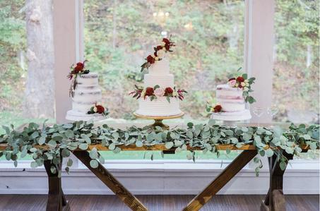 Cake Table Spread