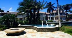 Tan Fountain