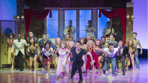 Dirty Dancing - The Classic Story On Stage. Image by Alastair Muir