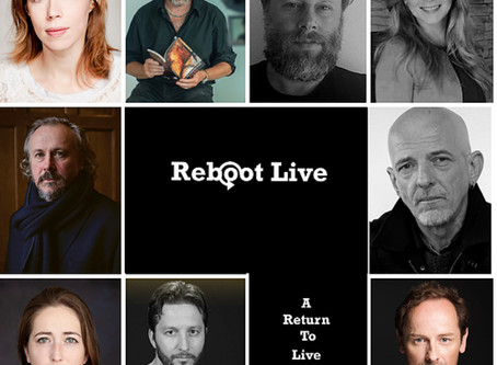 Reboot Live: Episode Three
