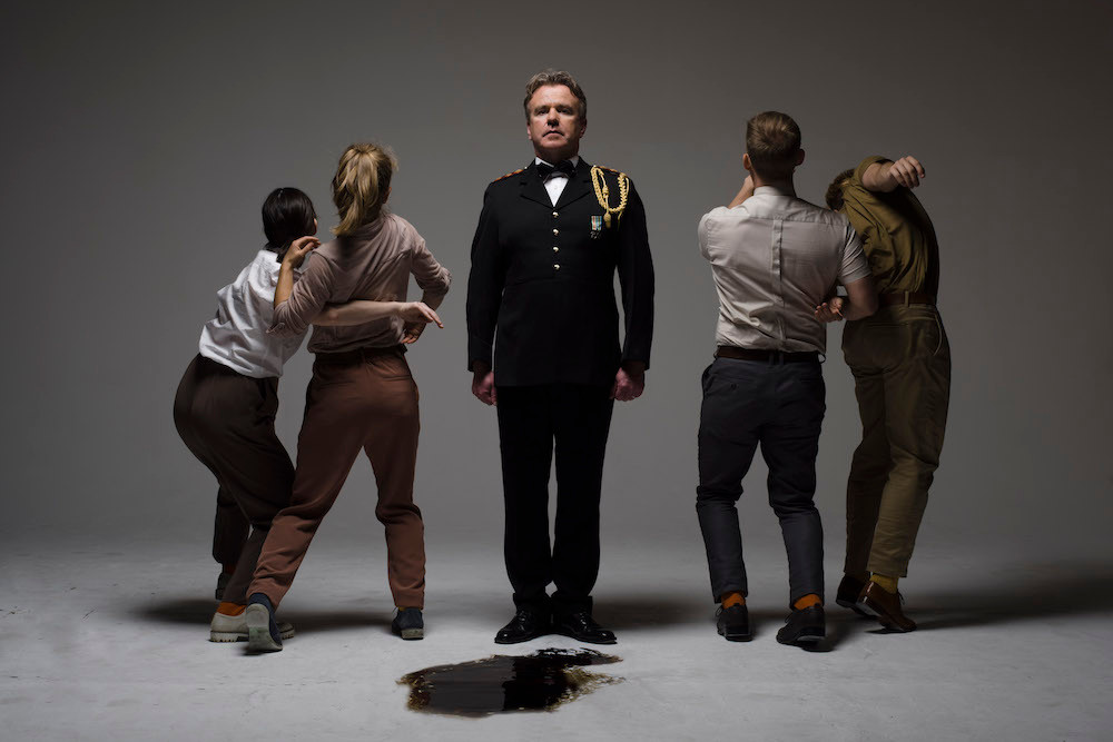 Soldier Still by Junk Ensemble. Photo by Fionn McCann