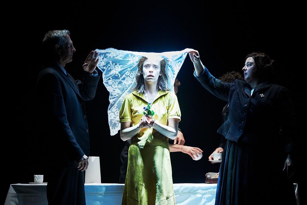 Caoilfhionn Dunne as Katie Roche. Photo by Ros Kavanagh