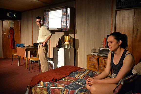 Bug by Tracy Letts produced by The Corp Ensemble