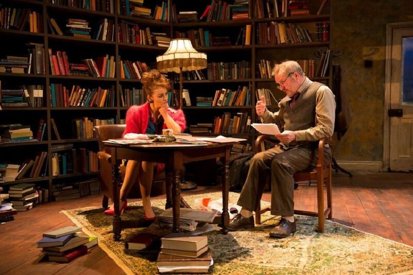 Educating Rita. Photo by Stefan Hill