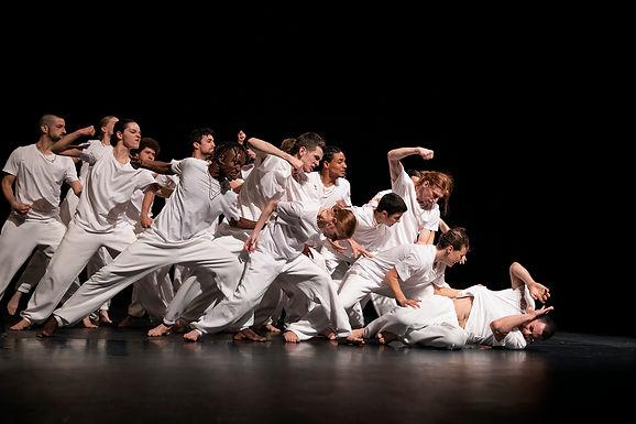 Dublin Dance Festival 2021:  Childs| Carvalho | Lasseindra | Doherty