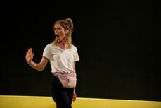 Dublin Theatre Festival 2021: Purple Snowflakes and Titty Wanks
