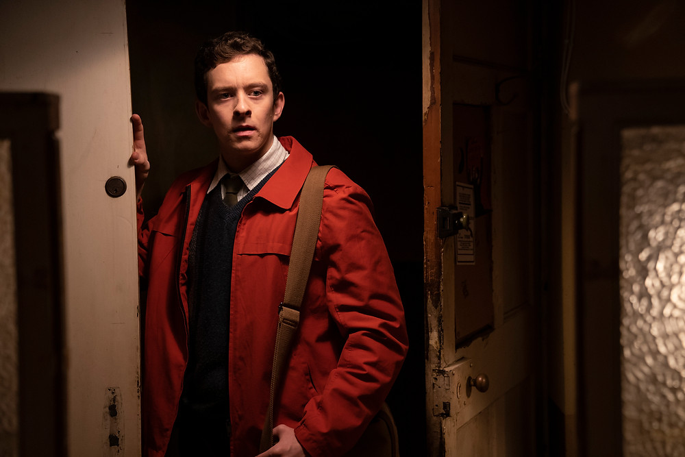 Faultline, an ANU and Gate Theatre Co-Production. Image by Pat Redmond. Performer Matthew Malone.