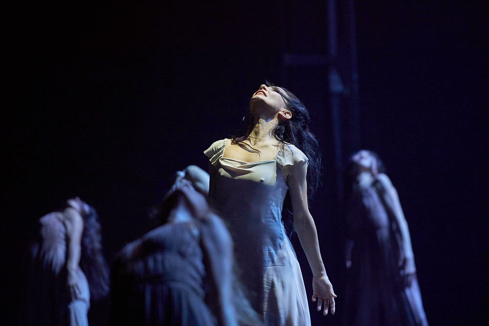 Akram Khan's Giselle. Photo by Laurent Liotardo