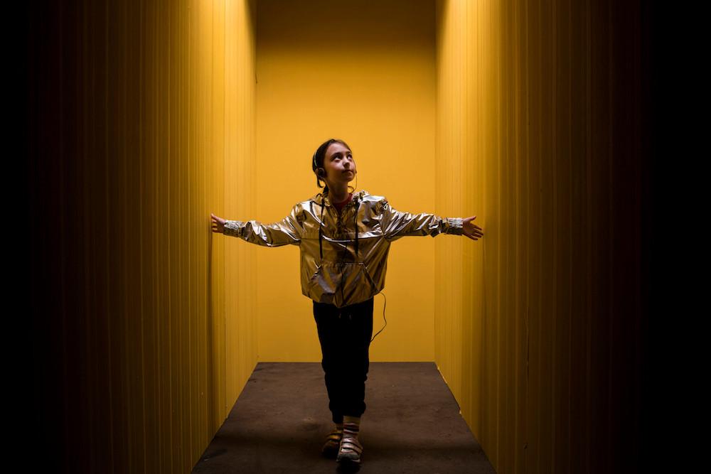 Girl Song. Photo by Luca Truffarelli