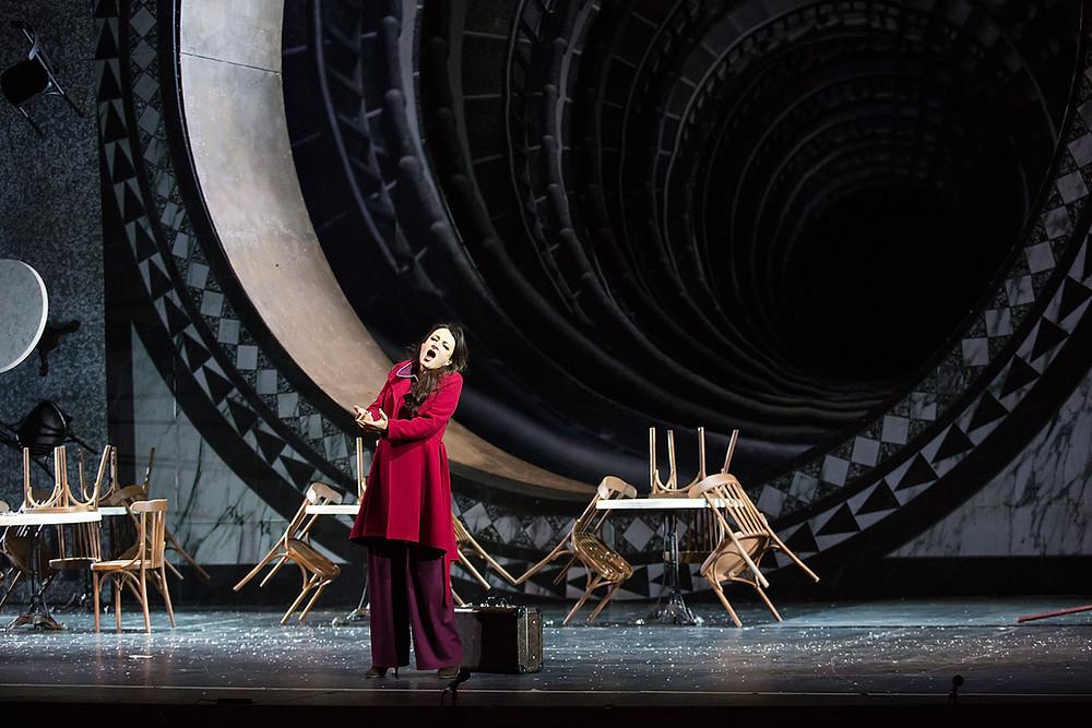 La Boheme. Photo by Novaya Opera Theatre of Moscow