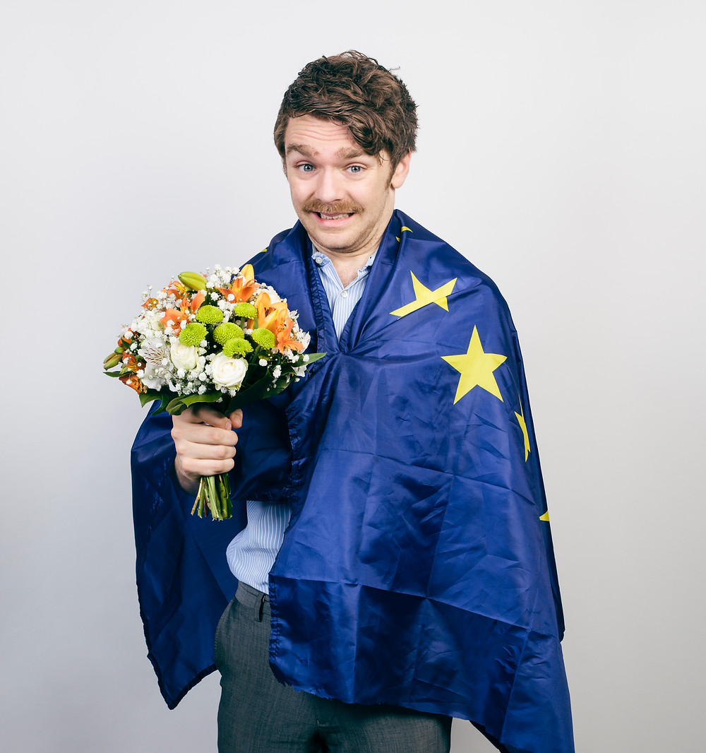 Brendan Galileo For Europe. Image by Cáit Fahey