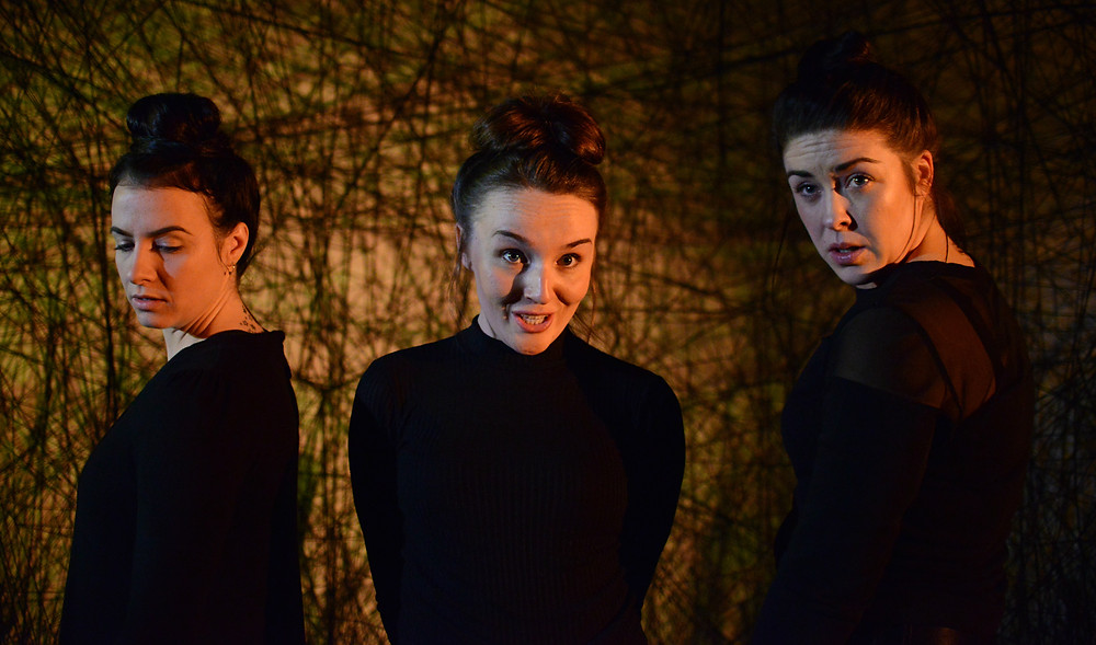 Amelia Stewart, Katie Honan and Aisling O'Mara. Photo by Stephen Kavanagh