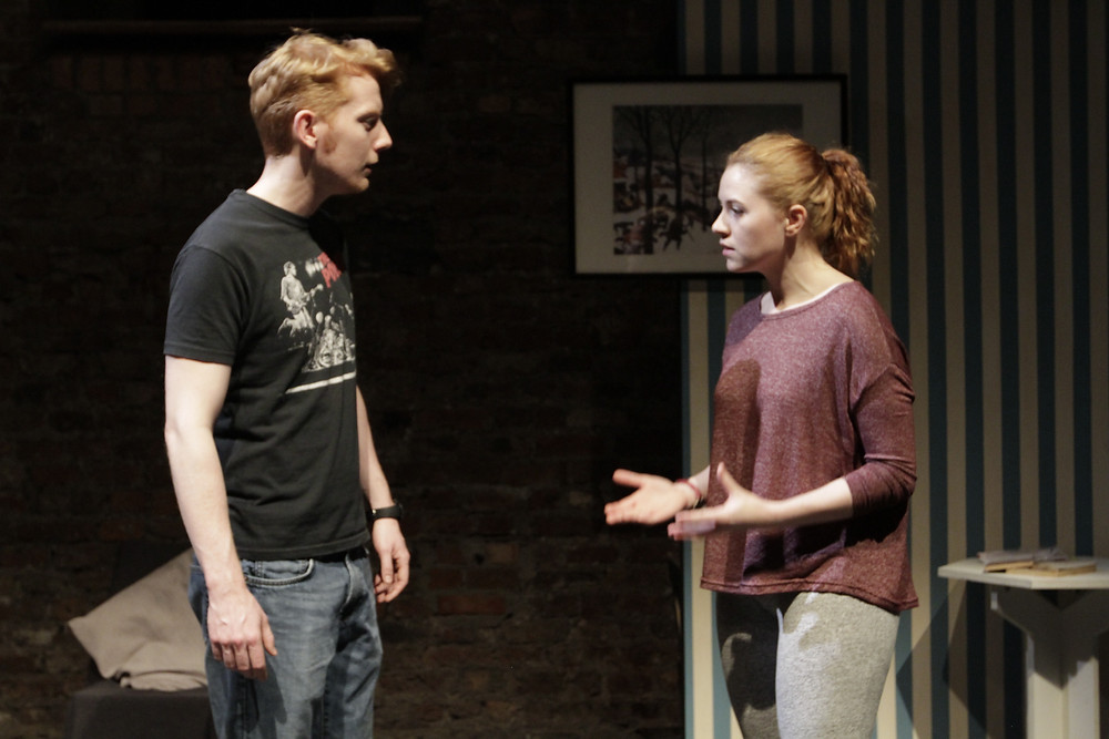 Jack O'Dowd and Gemma-Leah Devereux. Photo by Conor Sweeney