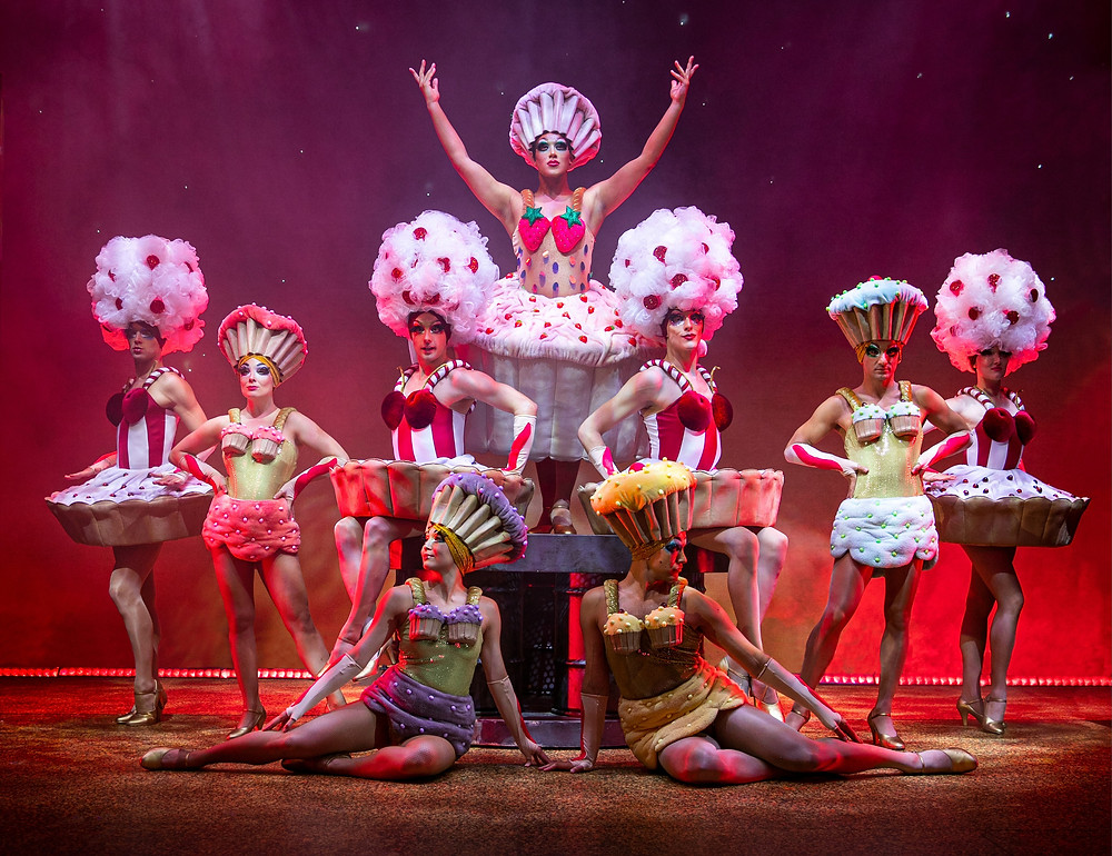 Priscilla Queen of the Desert: The Musical. Image by Darren Bell