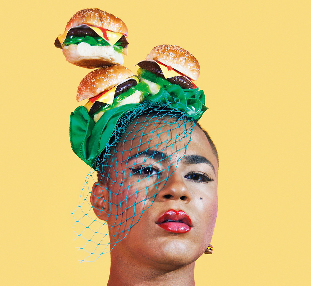 Burgerz as part of Dublin Theatre Festival 2019. Image by Elise Rose