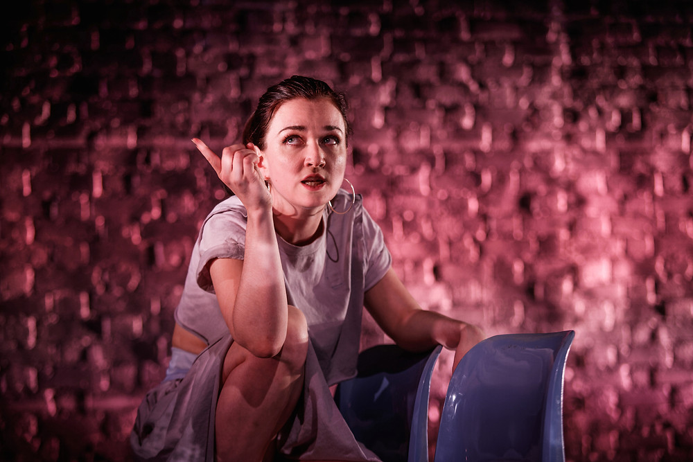 National Theatre Wales Cotton Fingers staring Amy Molloy Photo Credit Craig Fuller