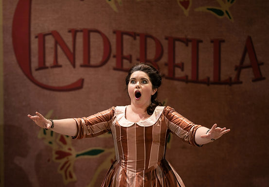 Cinderella/La Cenerentola