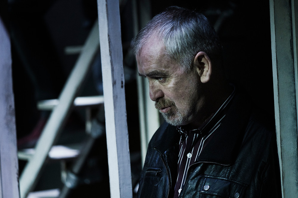 David O'Meara in Dublin Will Show You How; an Abbey Theatre and The Complex co-production; image credit Ros Kavanagh