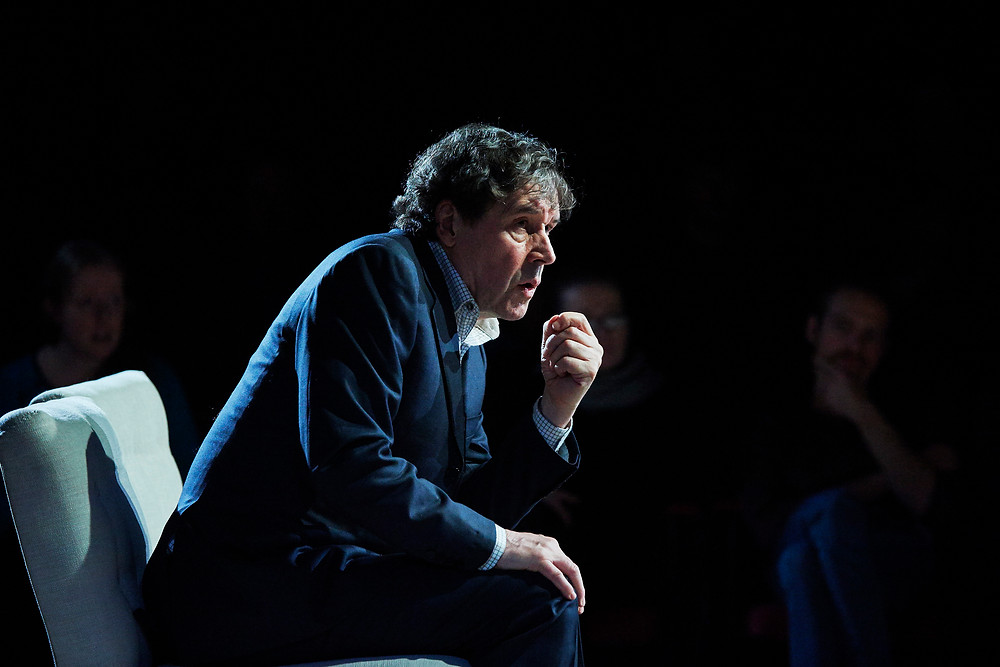 Stephen Rea in Cyprus Avenue. Photo by Ros Kavanagh