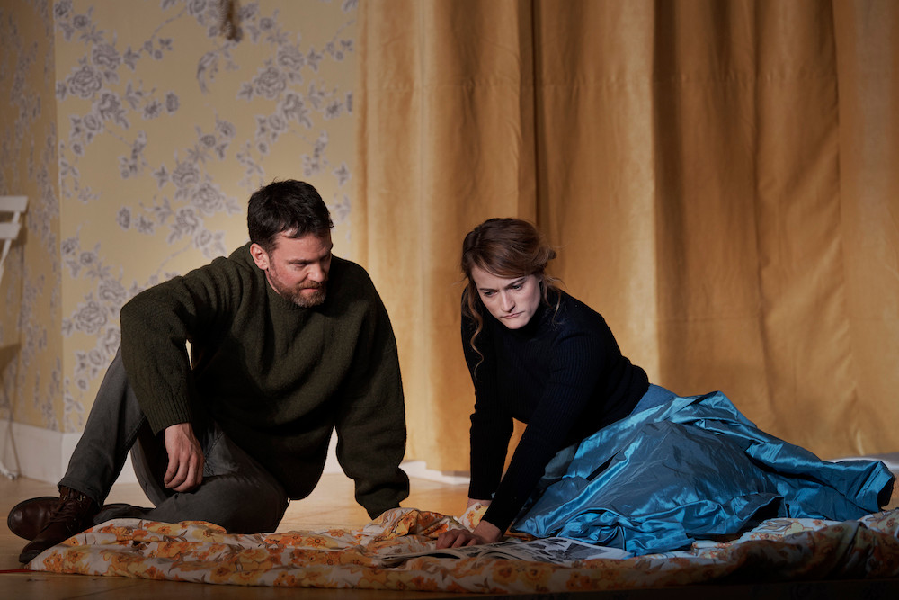 Keith McErlean and Toni O'Rourke in Porcelain. Photo by Ros Kavanagh