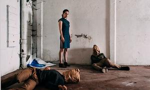 The Bystander. Image by Luca Truffarelli