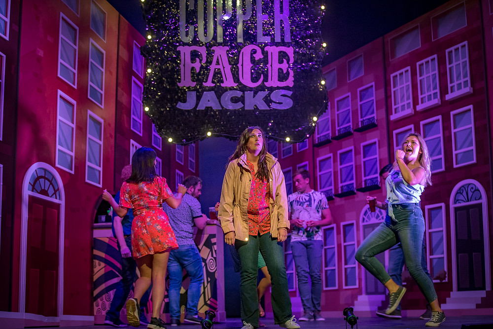 Copper Face Jacks: The Musical. Photo by Arthur Carron