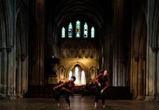 Dublin Dance Festival 2021: dyad/The Love Behind My Eyes/Silver Veiled