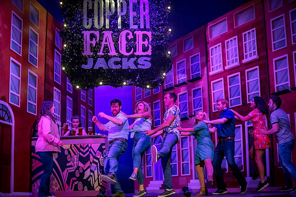 Copper Face Jacks: The Musical