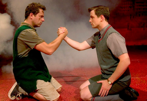 Blood Brothers by Willy Russell. Image uncredited