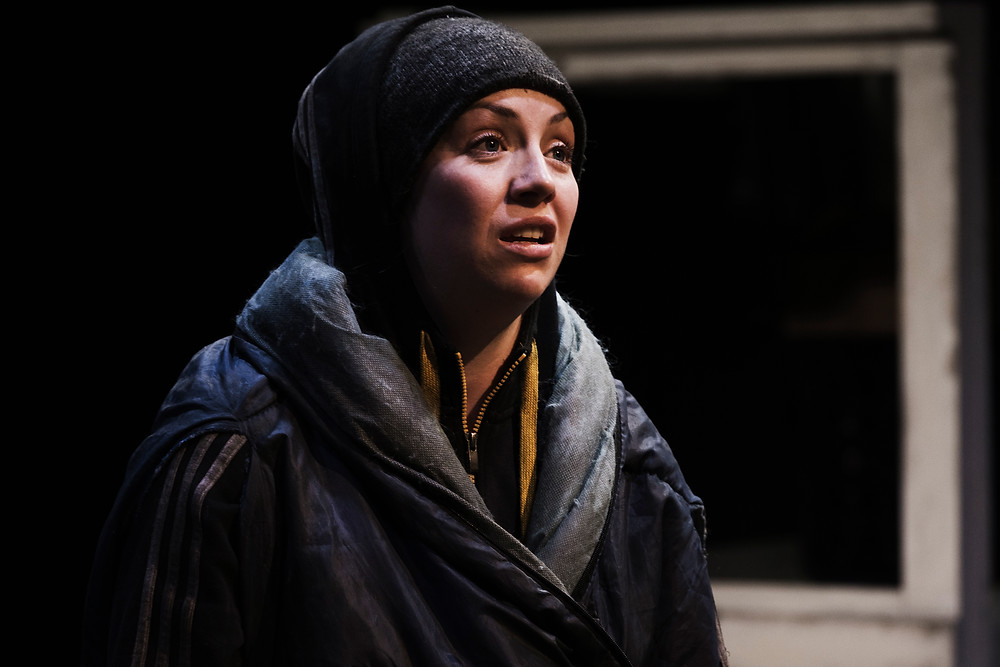 Liz Fitzgibbon in Dublin Will Show You How; an Abbey Theatre and The Complex co-production; image credit Ros Kavanagh