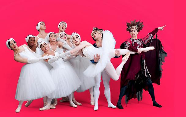 Dublin Theatre Festival 2018: Les Ballets Trockadero de Monte Carlo