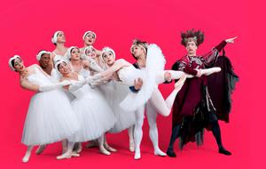 Les Ballets Trockadero de Monte Carlo. Image uncredited