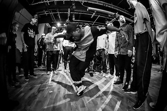 Dublin Dance Festival 2017: Top 8 Hip-Hop Dance Battle